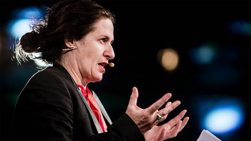 Delia Browne auf der re:publika 2014. (Rechte: re:publica/Gregor Fischer CC-BY-SA 2.0)
