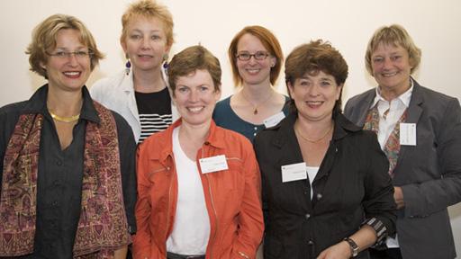 Der neue jb-Vorstand 2011 (Foto: Eva Hehemann)