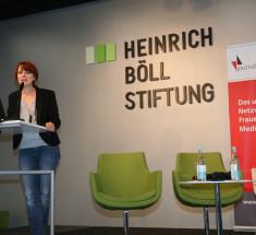 """Medienlabor """"BRIGITTE geht in Rente – Wer sind die Enkelinnen?"""" (Foto: Eva Hehemann)"""