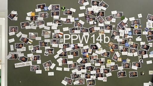 Podlove-Pinnwand Rechte: Michaela Werner