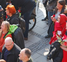 Equal Pay Day 2016 in München (Foto: Ulrike Holtzem)