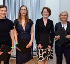 Eva Raisig, Annika Erichsen, Dagmar Reim und Sandra Petersmann (Foto: Oliver Ziebe)