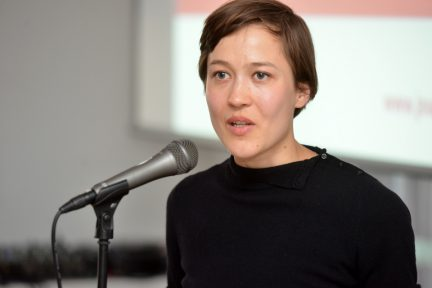 Eva Raisig (Foto: Olvier Ziebe