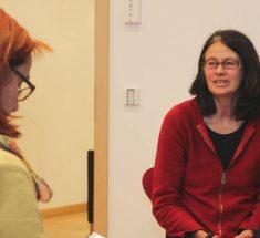 Dorothee Beck und Annette Jensen (Foto: Corinna Klingler)