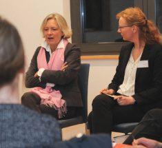 Gesprächsrunde mit Inge Kloepfer und Sylvia Feil (Foto: Corinna Klingler)