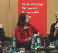 Inge Kloepfer, Annette Jensen und Elisabeth Behrmann (Foto: Corinna Klingler)