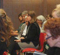 Teilnehmerinnen des Medienlabors (Foto: Corinna Klingler)