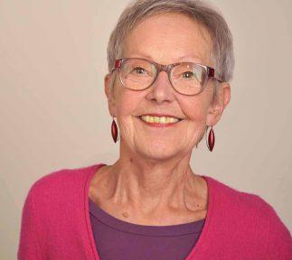 Portraet Inge von Bönninghausen