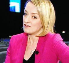 BBC-Korrespondentin Laura Kuenssberg