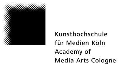 Logo der Kunsthochschule für Medien Köln