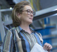 Meryl Streep als Verlegerin der Washington Post