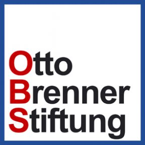 Logo Otto Brenner Stiftung