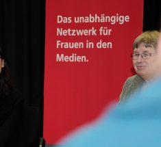 Gesprächsrunde mit Vanessa Vu (© Lale Cakmak)