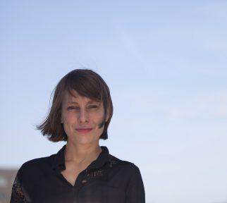 Courage-Preisträgerin Jenni Roth