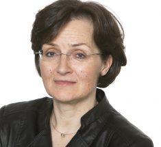 Porträt Birgit Wentzien, Chefredakteurin Deutschlandradio