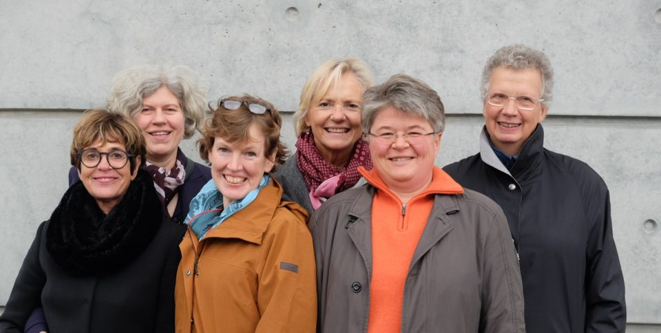 Der Vorstand des Journalistinnenbundes 2019