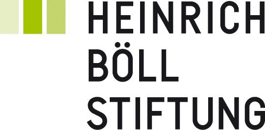 Logo Böll-Stiftung