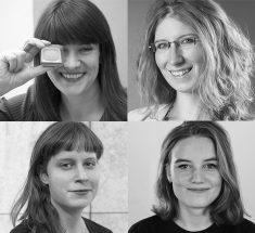 Portraitcollage Team Genderleicht: A