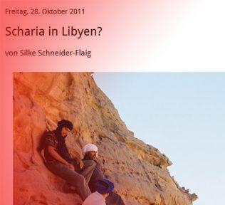 Ausschnitt Aufmacherbild Blogpost Reise nach Libyen
